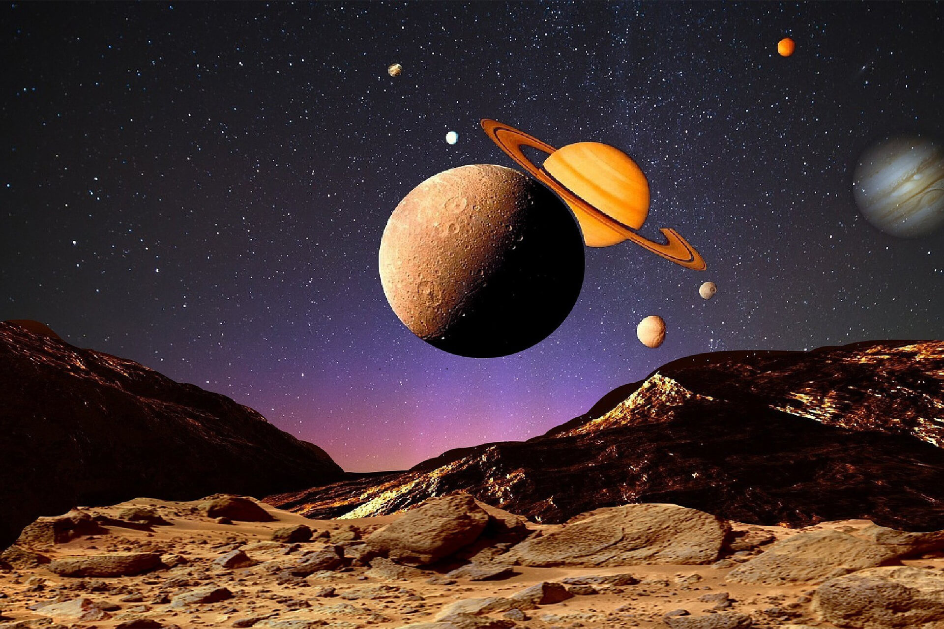 Prihaja obdobje retrogradnega Saturna