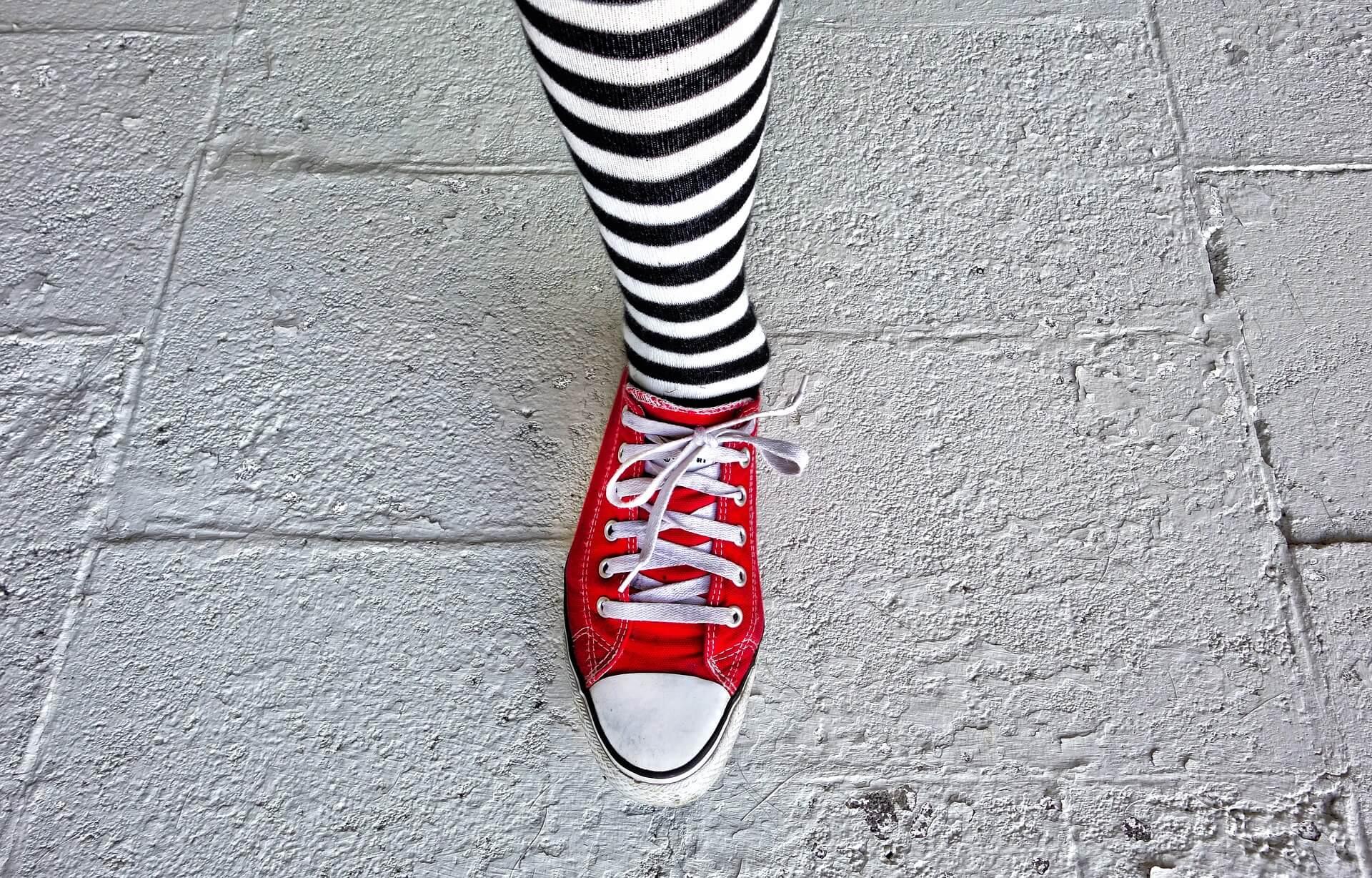 Downov sindrom oz. zakaj danes nisem obula različnih nogavic