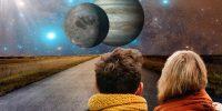 Saturnu in Veneri se v retrogradnosti pridruži še Jupiter